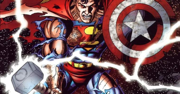 13 Personagens que já levantaram o martelo do Thor!