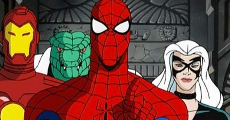 10 Momentos Do Desenho Classico Do Homem Aranha Que Vao Te Encher