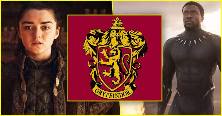 10 personagens da cultura pop que seriam da grifinoria em hogwarts 10 personagens da cultura pop que