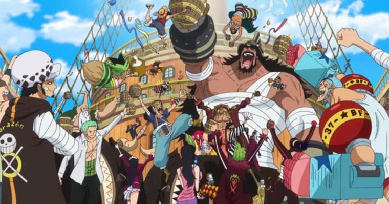 One Piece 10 Coisas Que Voce Talvez Nao Saiba Sobre A Tripulacao Do Chapeu De Palha