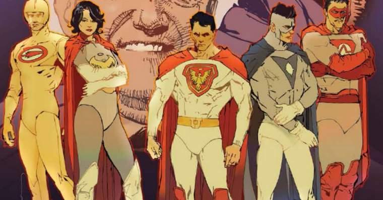 O Legado de Júpiter: Netflix divulga teaser da nova adaptação dos quadrinhos