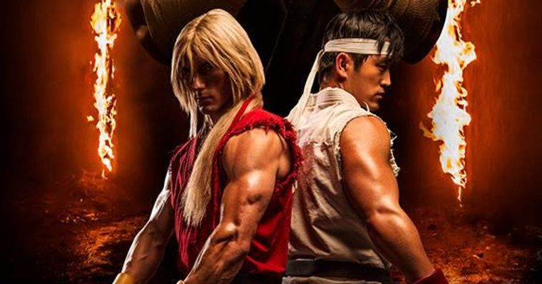 street fighter movie ryu