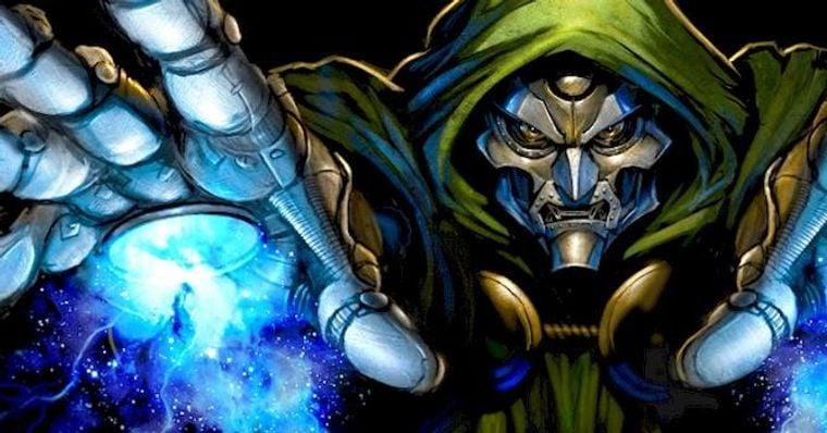 Doutor Destino aparece com visual surpreendente em nova HQ da Marvel!