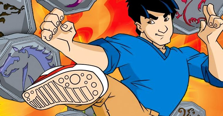 As Aventuras De Jackie Chan Desenho Animado Tera Um Reboot