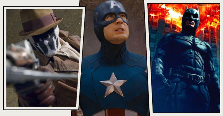 As 15 Melhores Frases De Filmes De Super Heróis