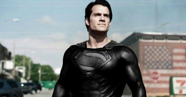 Liga da Justiça - Diretor de fotografia confirma que traje preto ...