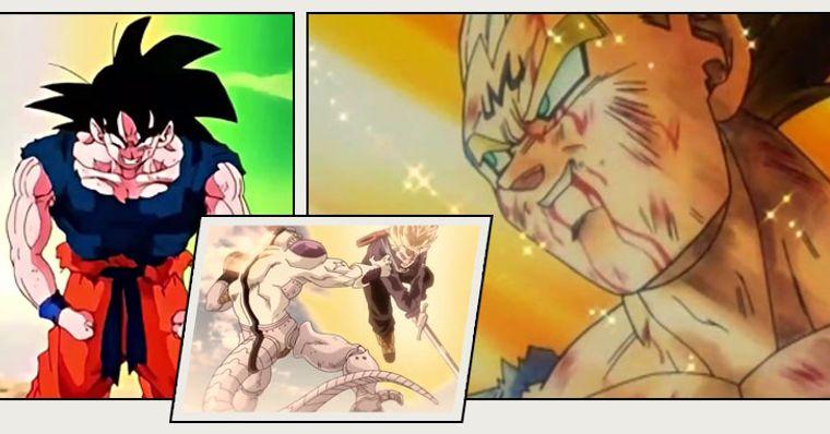 10 Momentos De Dragon Ball Z Que Ficaram Marcados Na Memoria