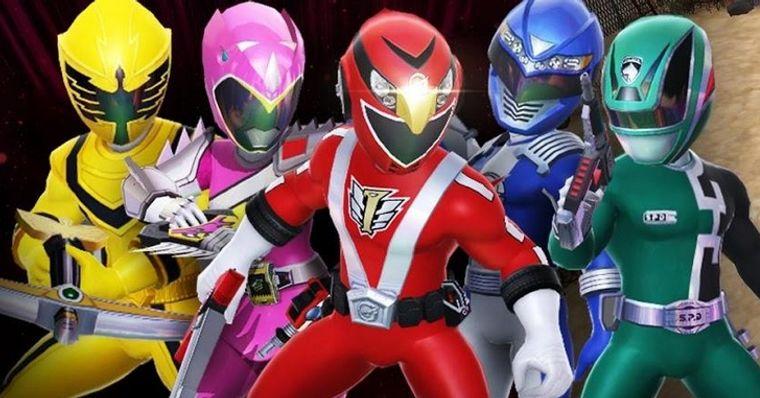 Power Rangers Novo Jogo Mobile Baseado Nos Herois Sera Lancado