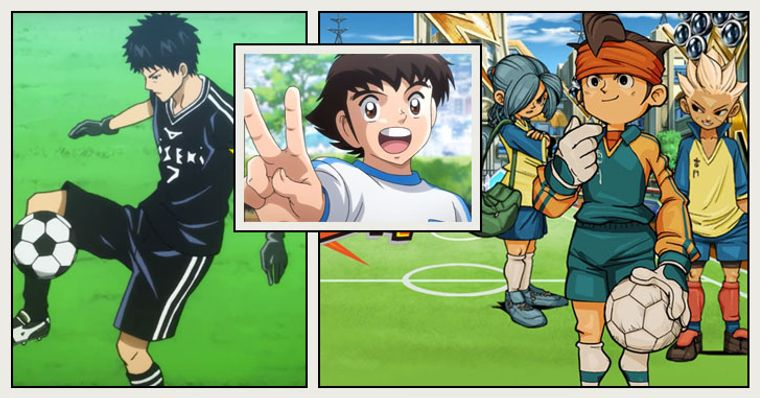 10 Animes Sobre Futebol Para Assistir Em Clima De Copa