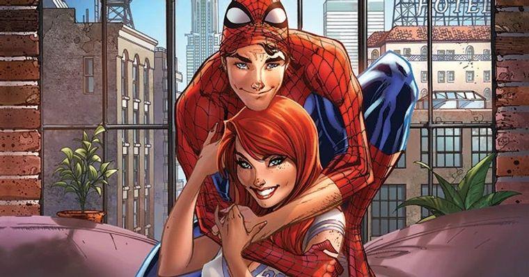 Homem-Aranha - Nova HQ pode trazer de volta o casamento entre ...