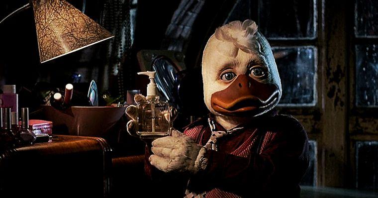 Resultado de imagem para filme howard the duck
