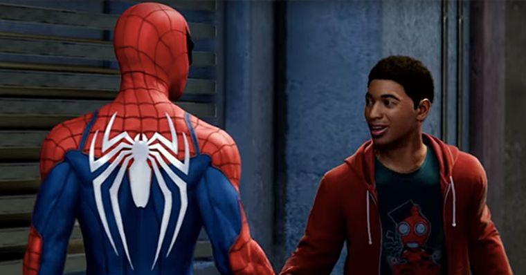 Spider-Man - Novo vídeo do jogo de PS4 mostra o Aranha conhecendo ...