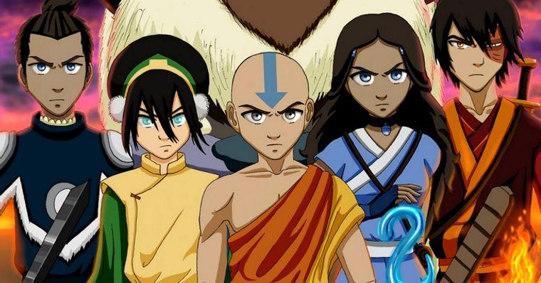 Avatar Criadores Do Desenho Animado Falam Sobre A Nova Serie Em