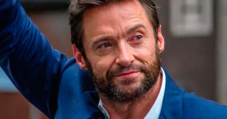 """Hugh Jackman finalmente revela o """"grande"""" anúncio que havia prometido!"""