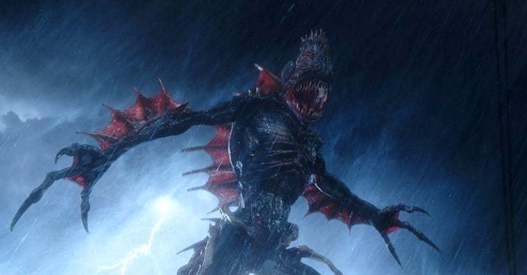 Aquaman - Filme de terror focado na Trincheira está sendo desenvolvido!