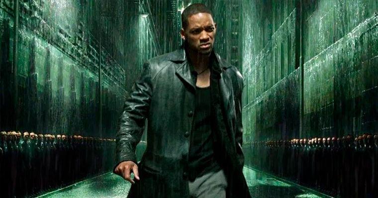 Matrix - Will Smith explica o motivo de ter recusado papel de Neo no filme!