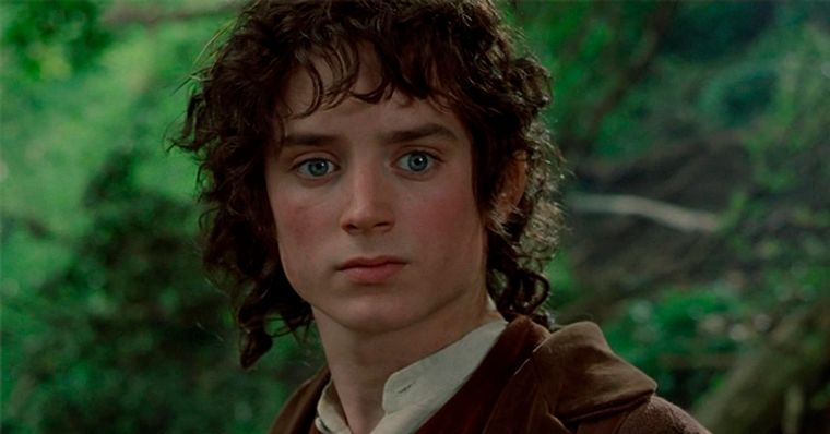 Celebrities, Movies and Games: Elijah Wood as Frodo ...   Elijah Wood Frodo Poster