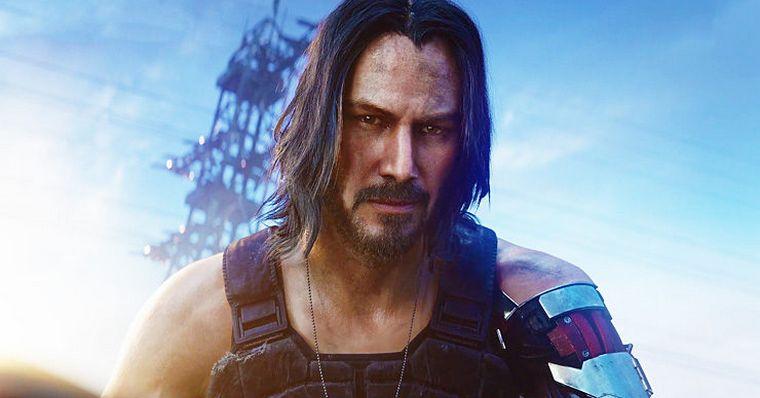 Keanu Reeves - Cyberpunk 2077 - E3 2019