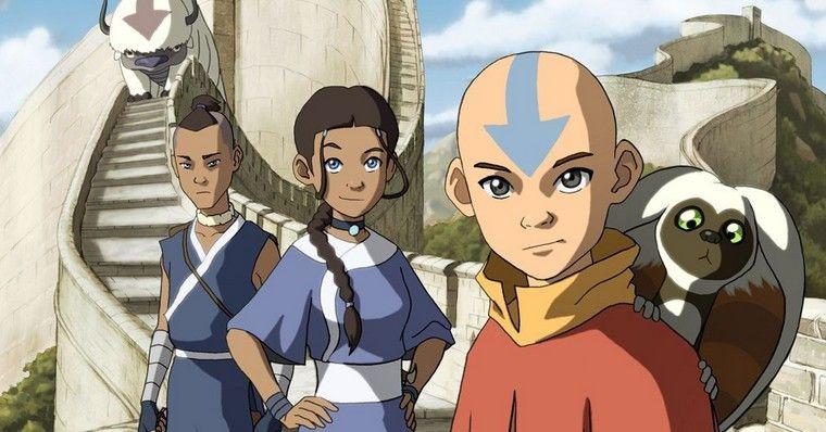 Avatar A Lenda De Aang Elenco De Stranger Things Elege O