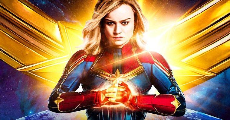 Brie Larson revela como sua vida mudou após Capitã Marvel