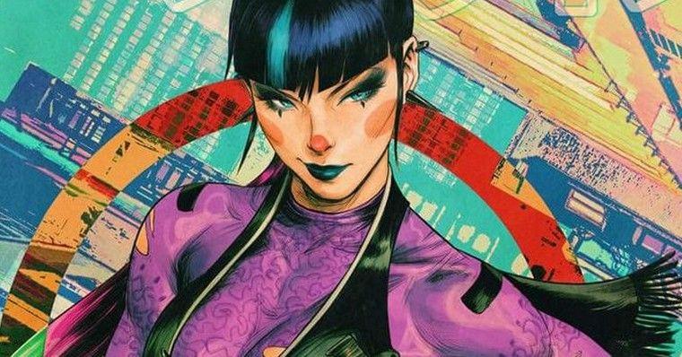 DC revela Punchline, nova parceira do crime de Coringa