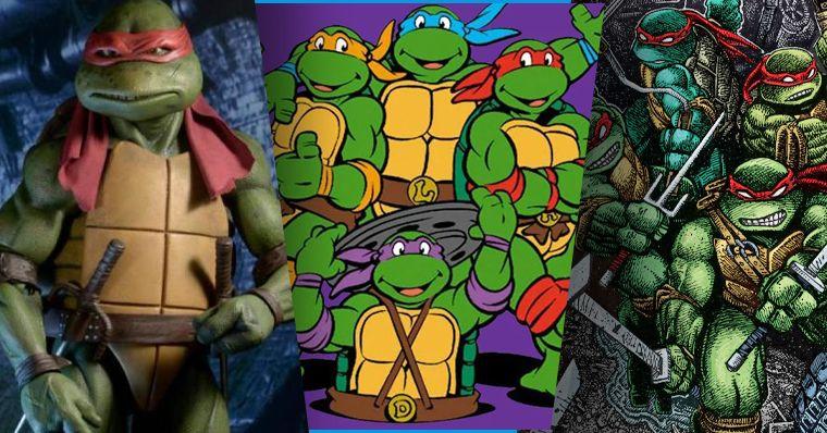 As Tartarugas Ninja 10 Coisas Que Voce Precisa Saber
