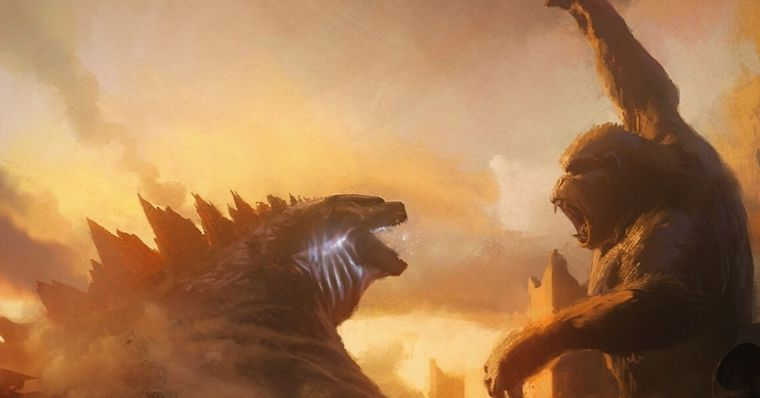 Tempo de duração de Godzilla vs Kong pode ter sido revelado