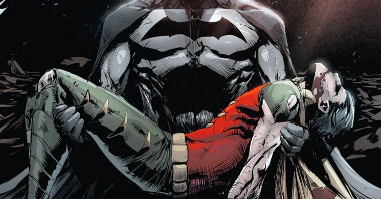 DC libera arte que mostra Jason Todd vivo após Batman: Morte Em Família