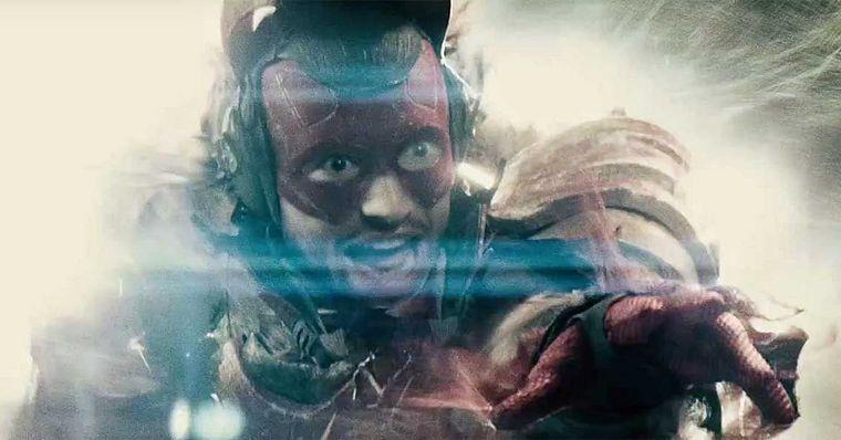 Liga da Justiça 2 revelaria razão de Flash aparecer em Batman Vs ...