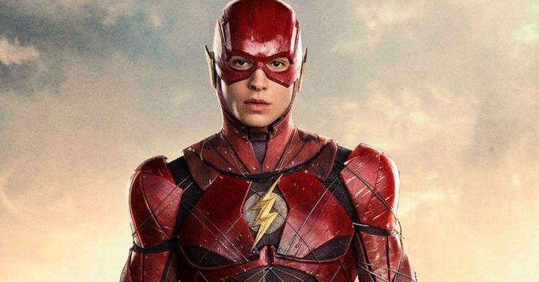 Warner pode produzir filme do Flash sem Ezra Miller, diz site