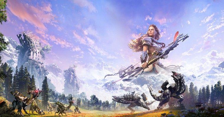 Horizon Zero Dawn 2 está sendo desenvolvido para o PlayStation 5