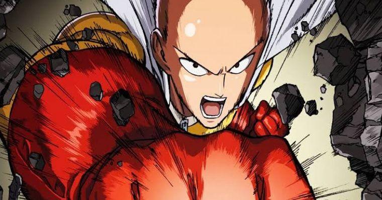 Saitama personagem mais forte