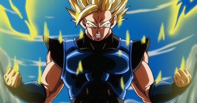 Nova arte de Dragon Ball mostra Goku contra Shallot