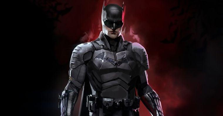 Terra-2; The Batman; Matt Reeves; Robert Pattinson