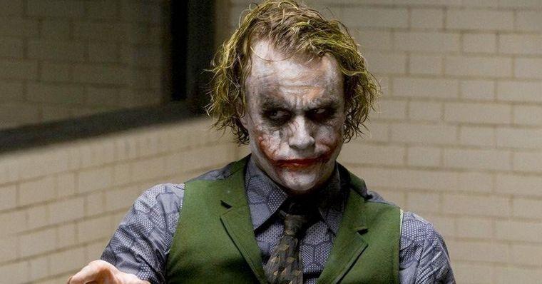 Warner queria contar história de origem do Coringa de Heath Ledger
