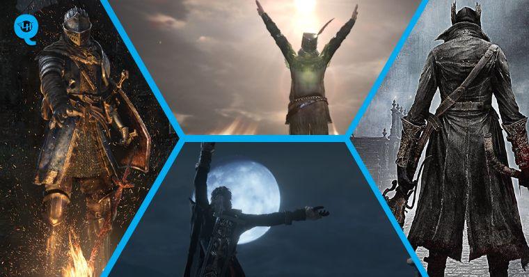 Quiz Dark Souls Bloodborne Descubra Qual Tipo De Jogador Você Seria
