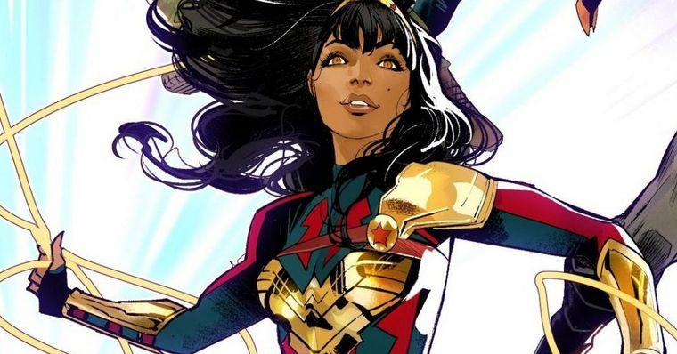 Editor da DC Comics fala sobre Yara Flor, a Mulher-Maravilha brasileira