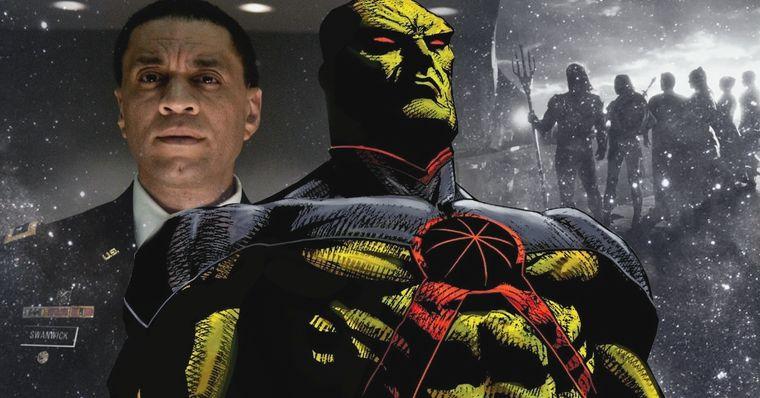 Liga da Justiça: Entenda como o Caçador de Marte pode aparecer no Snyder Cut