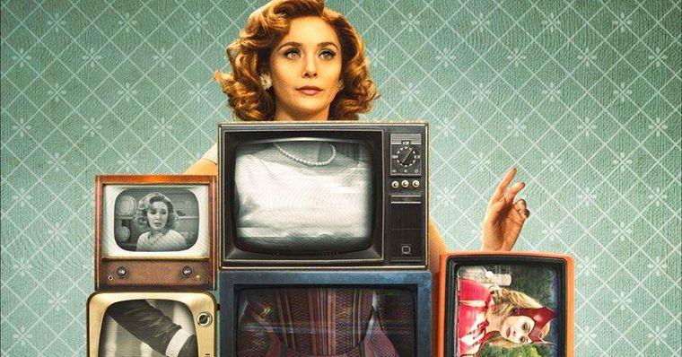 Wandavision: Liberados pôsteres individuais dos personagens da série