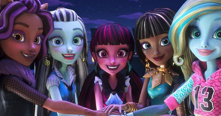 Monster High | Filme live-ation é anunciado pela Nickelodeon