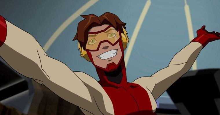 The Flash: Jordan Fisher é escalado como Bart Allen pra série