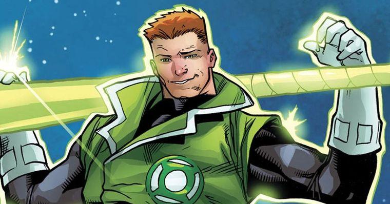 Lanterna Verde: Finn Wittrock, de American Horror Story, será Guy Gardner  na série