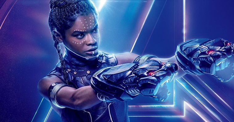 Shuri/Marvel (Pantera Negra)