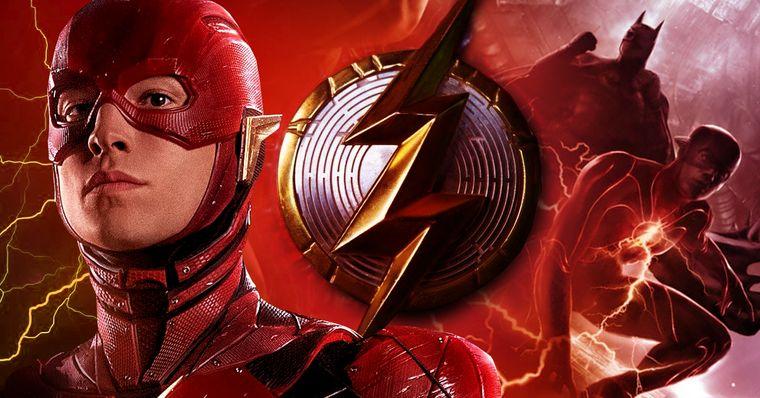 Batman; Michael Keaton; The Flash; BatKeaton